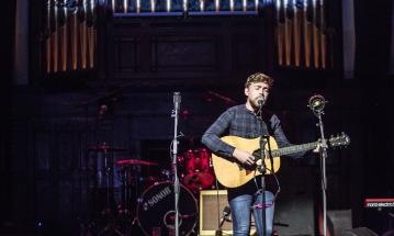 Ryan Joseph Burns Performing Absence