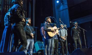 Ryan Joseph Burns Acoustic with Family